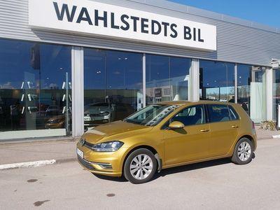 begagnad VW Golf 1,4 TSI 125 MULTIFUEL