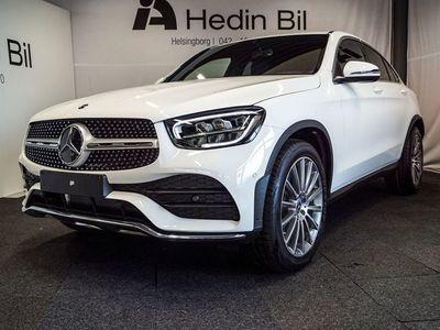 begagnad Mercedes GLC220 d Coupé / AMG Line / Dragkok / Värmare