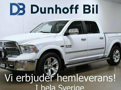 begagnad Dodge Ram Crew Cab 5.7 V8 HEMI 4WD Laie box 2017, Pickup Pris 449 900 kr
