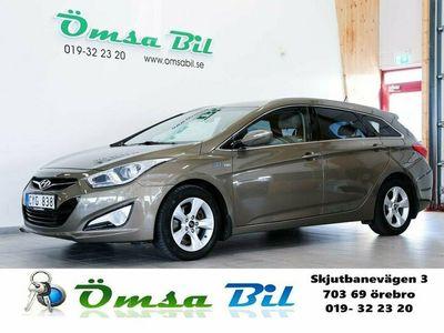 begagnad Hyundai i40 1.7 CRDi 116hk