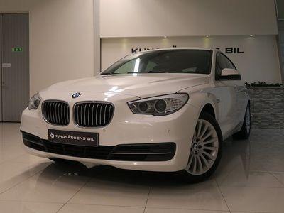 begagnad BMW 535 Gran Turismo xd EU6 sv-såld 313hk v-hjul