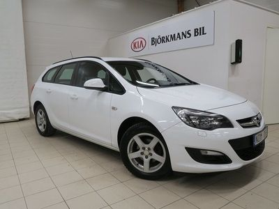 begagnad Opel Astra 1.6 ECO Sports Tourer 2012, Personbil 79 900 kr