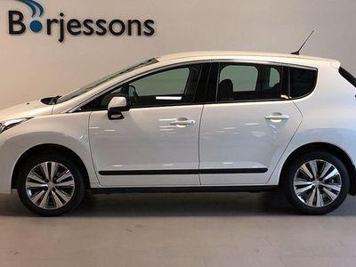 begagnad Peugeot 3008 1.2 Bensin Dragkrok 2016, SUV 109 000 kr