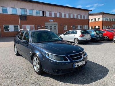 begagnad Saab 9-5 SportCombi 2.3 T Griffin, Vector 210