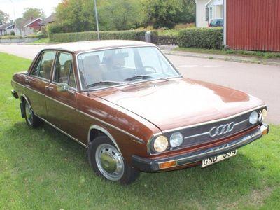 gebraucht Audi 100 GL i mycket t skick, bör ses