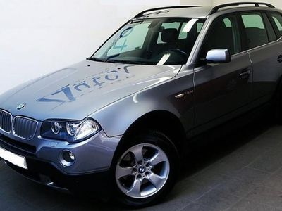 begagnad BMW X3 3.0d, XDrive, Automat, Drag -07