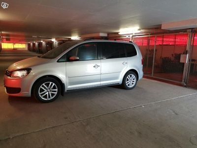 begagnad VW Touran