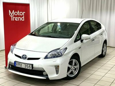 begagnad Toyota Prius Plug-in Hybrid 1.8 Executive Navi Vhjul