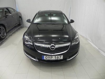 begagnad Opel Insignia Sports Tourer Business 2.0 CDTI EcoTec Automat 4wd 2016