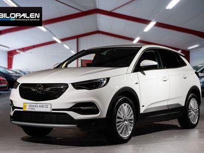 begagnad Opel Grandland X Hybrid