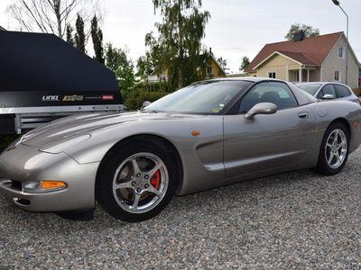 begagnad Chevrolet Corvette 5.7 V8 Z51paket
