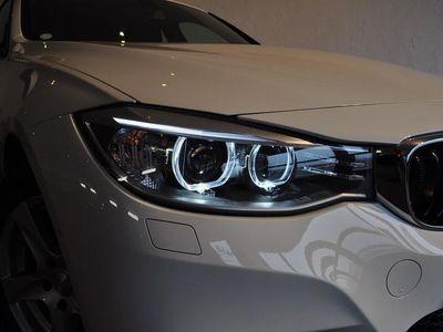 begagnad BMW 320 Gran Turismo d xDrive M Sport / Automat -14