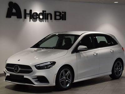 begagnad Mercedes B180 // AMG-Line // Backkamera