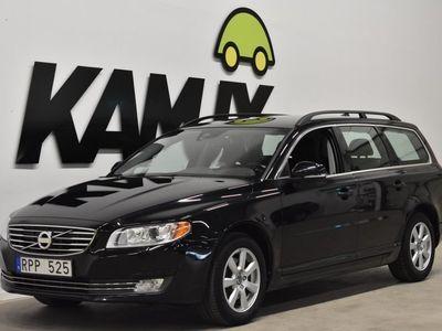 begagnad Volvo V70 D4 Momentum 163hk 2014