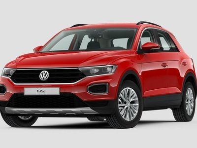 begagnad VW T-Roc 1,0 TSI 115 Hk Kampanj!