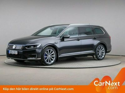 begagnad VW Passat GTE SC Executive Navi ActiveInfo Safetech