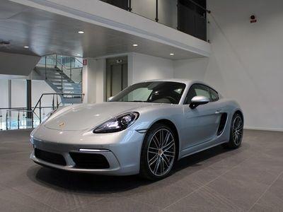 begagnad Porsche 718 Cayman