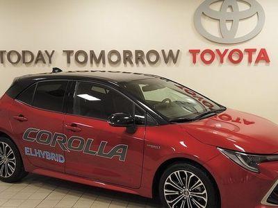 begagnad Toyota Corolla Hybrid Corolla Verso1.8 VVT-i 3JM CVT Euro 6 2019, Kombi 289 900 kr