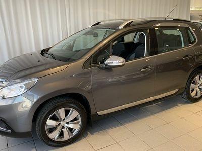 begagnad Peugeot 2008 1.2 PureTech 2016, SUV 99 000 kr
