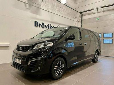 begagnad Peugeot Expert TRAVELLER