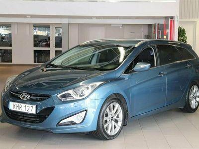 begagnad Hyundai i40 1.7 CRDi Kombi B