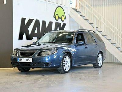 begagnad Saab 9-5 2,3t | Sportcombi | 2 Ägare!