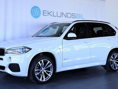 begagnad BMW X5 xDrive30d M-sport H/K (258hk)