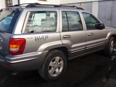 begagnad Jeep Grand Cherokee - Gör-det-själv -00