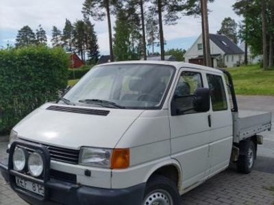begagnad VW T4 2.5 DH Pickup -96
