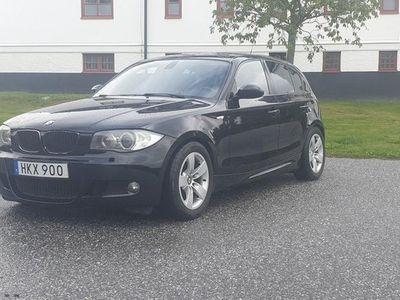 begagnad BMW 120 d 5-door M Sport, Advantage, Comfort