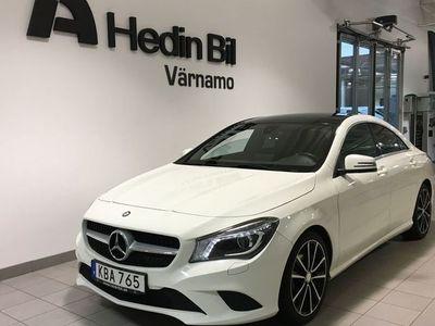 begagnad Mercedes CLA220 CDI Panorama /B-Kamera