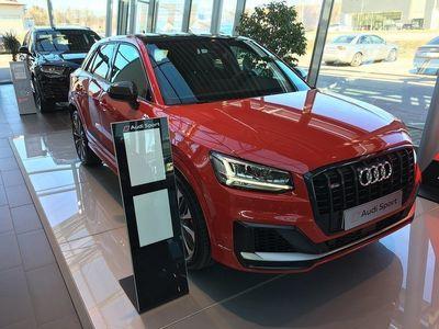 begagnad Audi S2 Q2300hk quattro S-tronic * Välutrus -19
