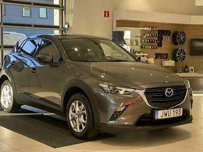 begagnad Mazda CX-3 Automat Vision El-motorvärmare 2019