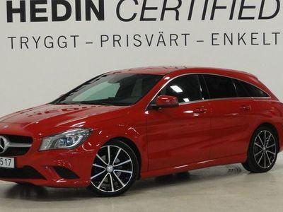 begagnad Mercedes CLA200 Aut SB Drag Premium