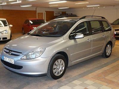 begagnad Peugeot 307 1.6 XR / Nybesiktigad -05
