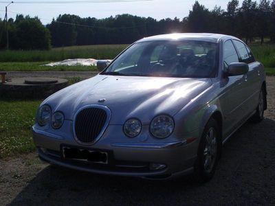 begagnad Jaguar S-Type 3l executive 2000