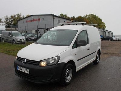 begagnad VW Caddy Panel Van 1.6 TDI -13