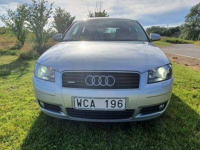 begagnad Audi A3 3,2 QUATTRO