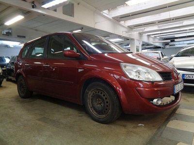 begagnad Renault Grand Scénic 2.0 7-sits 135hk