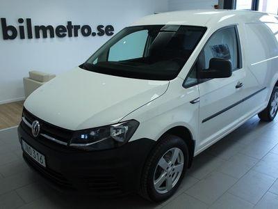 begagnad VW Caddy Maxi TDI 4M Värmare/M+G/Drag/V-Hjul