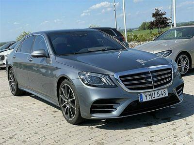 begagnad Mercedes S450 L 4M 4MATIC 9G-Tronic, 389hk AMG Sport, AMG Plus Sport