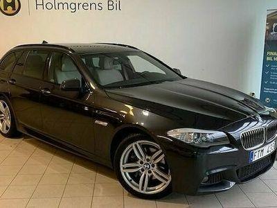 begagnad BMW 535 d xDrive Touring M Sport Navigation Drag HiFi Komfortstolar 2013, Kombi Pris 269 800 kr