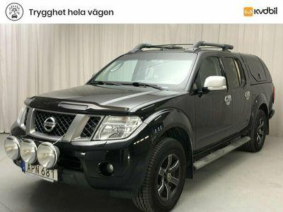 begagnad Nissan Navara 2.5 dCi 2014, Pickup Pris 135 000 kr