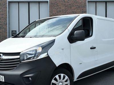 begagnad Opel Vivaro Vivaro, L2, Drag, Ny servad