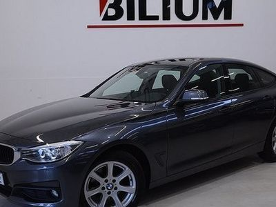 begagnad BMW 320 Gran Turismo Euro 6 Advantage Edition 1 Års 2014, Personbil 159 800 kr