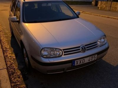 begagnad VW Golf Variant 1,6
