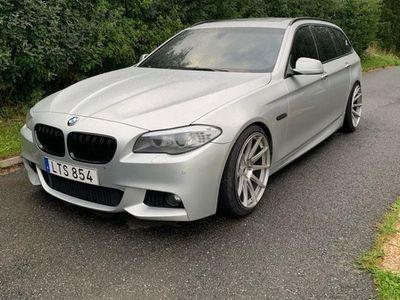 begagnad BMW 535 d m-sport värmare