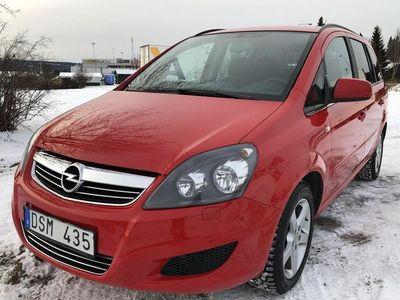 begagnad Opel Zafira II 1.6 CNG Turbo ecoFLEX