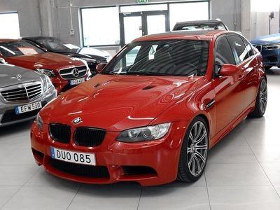 begagnad BMW M3 Sedan LCI (420hk) Svensksåld -09
