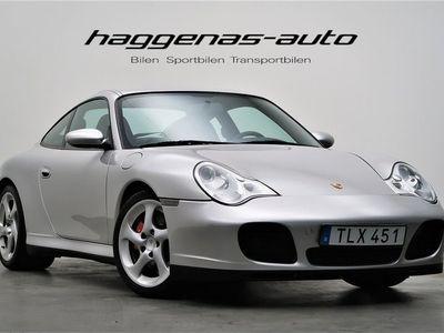 begagnad Porsche 911 Carrera 4S 996 / Svensksåld / BOSE